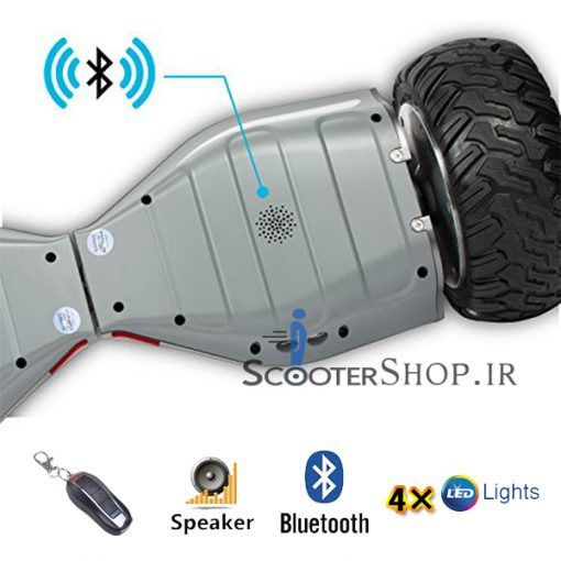 اسکوتر برقی OFF ROAD– 8.5 BRL4
