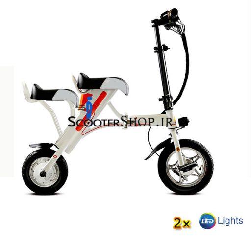 دوچرخه برقی تاشو شوکا دونفره Shoka