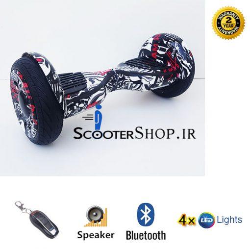 اسکوتر برقی هوشمند Smart Balance Wheel D1-2017-BRL4