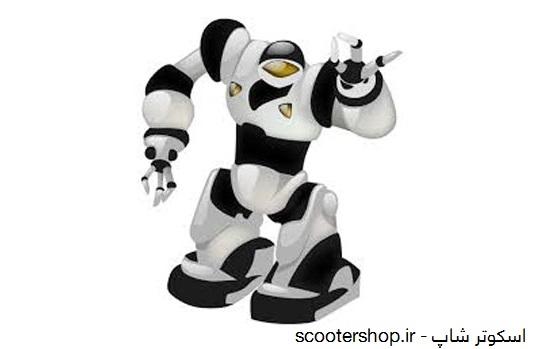 ربات های هوشمند نسل آینده - اسکوتر شاپ