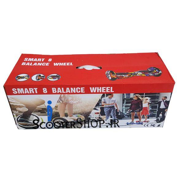 اسکوتر برقی Smart Balance Wheel 8 BRAuL4