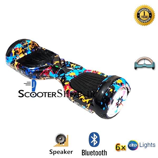 اسکوتر برقی اسمارت بالانس ویل 6.5BMAuHL6D1