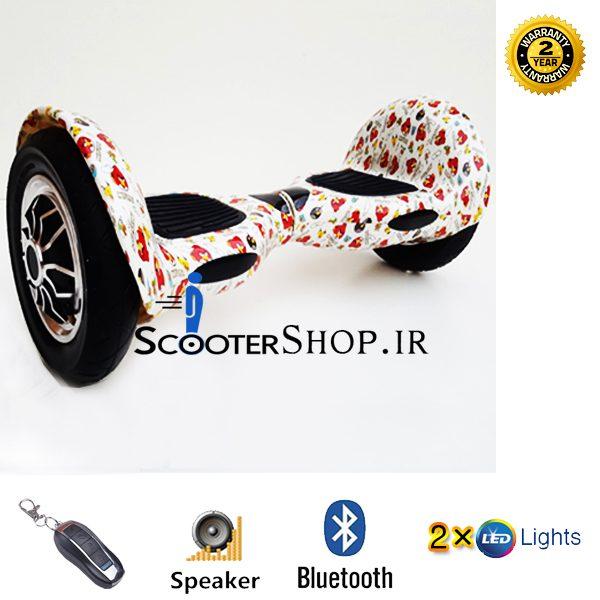اسکوتر برقی Smart Balance Wheel 10-D1-BRL2