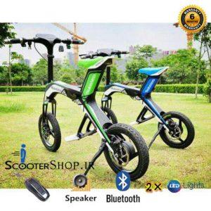 دوچرخه برقی تاشو Robestep bicycle- راب استپ - دوچرخه تاشو- دوچرخه برقی تاشو