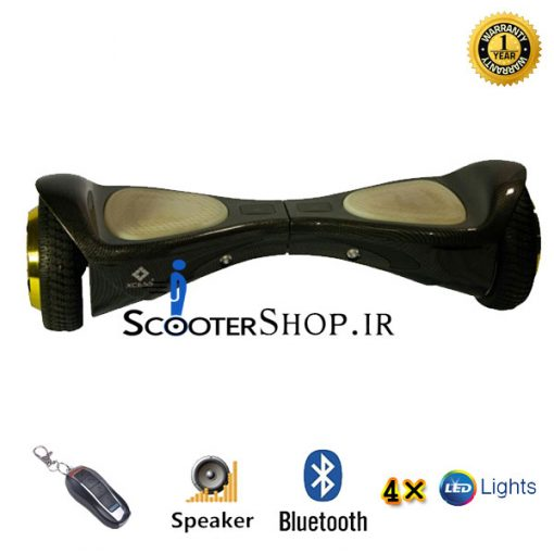 اسکوتر برقی هوشمند XCESS – Jet Fly – D3 – ۶٫۵ BRL4