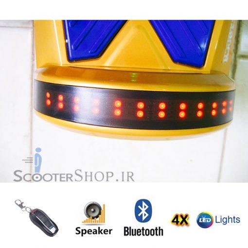 اسکوتر هوشمند تی تاچ T-TOUCH -D2 8 BR4L (اتمام موجودی)